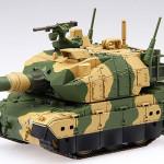 【予約受付開始】 ちび丸ミリタリーシリーズ No.1 ちび丸 10式戦車 【プラモデル】