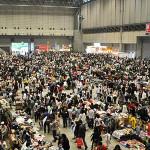【イベント】本日より開催 日本最大フリーマーケット「幕張メッセ どきどきフリーマーケット」【5日まで】