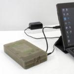 【今日の上海問屋】「USB Type-C接続(USB3.1) 3.5インチSATAハードディスクケース」これ持ち運びにも、HDD検証用にもいいでしょ!w