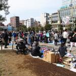 【行ってきた】 【錦糸公園 フリーマーケット】業者少なくて大変好感度高いフリマですわ