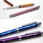 【猫グッズ】「かわいい猫のデザイン ボールペン」可愛いうえに、名入れ無料!贈答用に最適!(・´з`・)